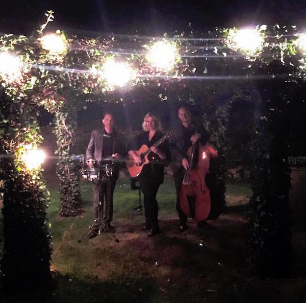tuinfeest akoestisch trio