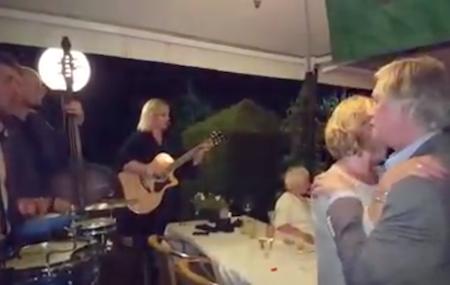 Vuur & Vlam dansen feestje thuis 450